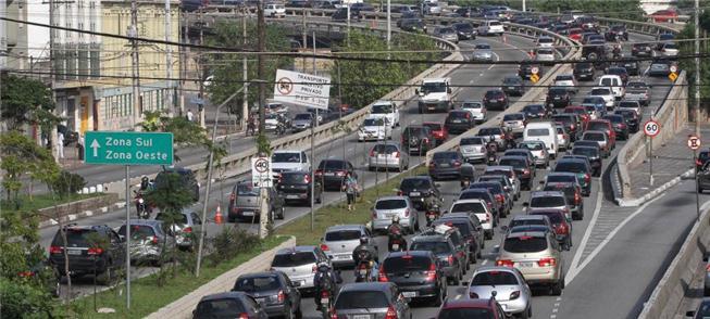 Projeto deve melhorar trânsito na Radial Leste