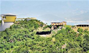 Projeto prevê estação de teleférico no Morro da Cr
