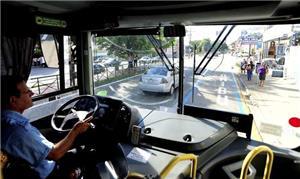 Projeto prevê facilidades no uso de ônibus aos est