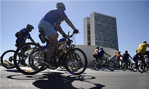 Projeto prevê isenção de impostos para bicicletas