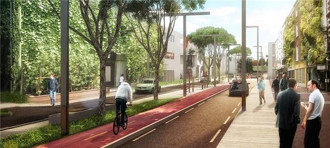 Projeto propõe incentivo a bicicleta e deslocament