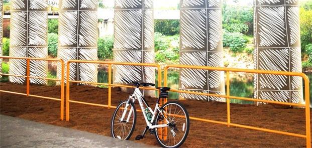 Projeto quer dar cor aos muros e pontes do Rio Pin