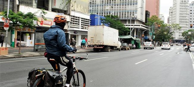Projeto quer mobilidade ativa incluída na agenda d