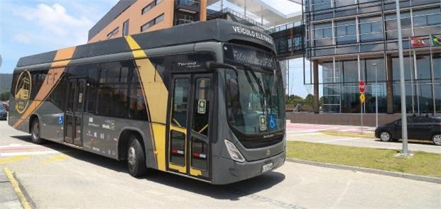 Projeto quer veículos elétricos em três linhas da