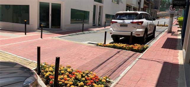 Projeto redefine áreas de carros e abre espaço par