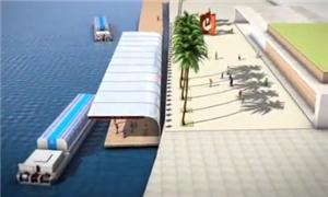 Projeto Terra Mar, do arquiteto Jaime Lerner