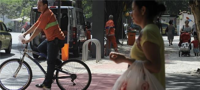 Projeto urbano saudável deve incluir bicicletas e