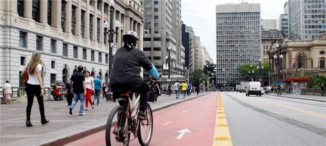Projetos com bike para usar no território central