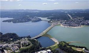 Proposta de hidrovia na represa Billings