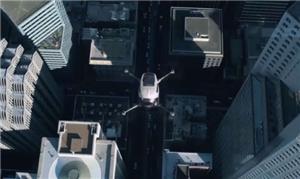 Protótipo de drone sem piloto: sobrevoos em teste