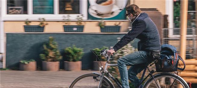 Quando (e como) usar a bike para circular durante