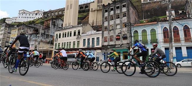 Quem é e o que demanda o ciclista soteropolitano?