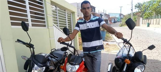 Rafael Cavalcante, de Pereiro (CE), cidade com mai