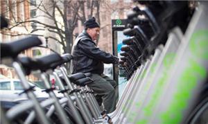 Receitas dão desconto nas bikes públicas de Boston