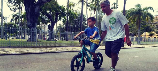 Rede Bike Anjo celebra sete anos neste domingo