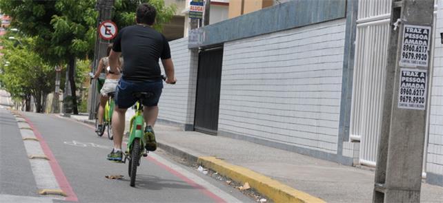 Rede ciclística de Fortaleza será conectada à nova