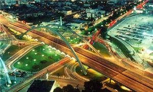 Região central de Osasco, na grande São Paulo