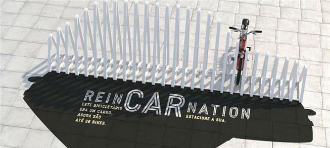 ReinCARnation: da sucata de um carro, lugar para 2