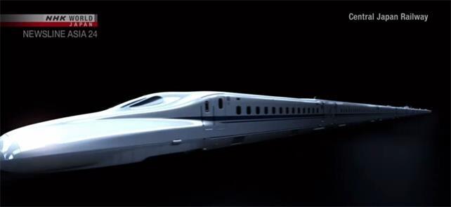 Reportagem anuncia início de obra do maglev em Kan