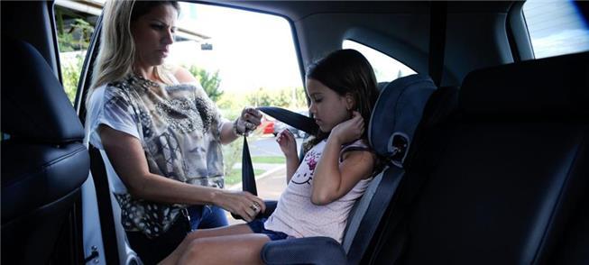 Resolução suspende exigência de cadeirinha em vans
