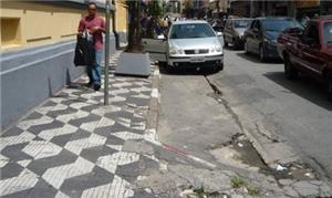 Responsabilidade pelas calçadas em SP pode mudar
