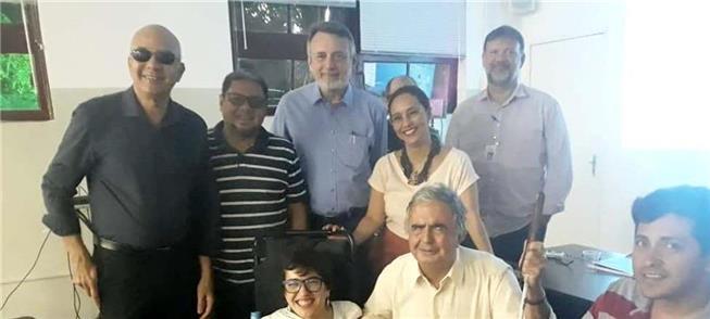 Reunião na URB do Recife