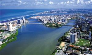 Rio Capibaribe, no Recife