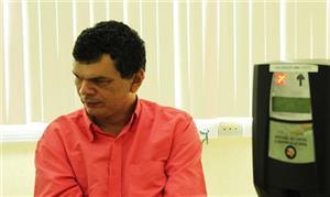 Ronaldo Tavares, presidente da Sociedade dos Cegos