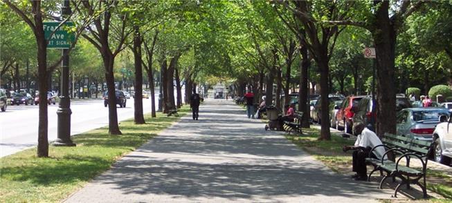 Rua caminhável, cidade saudável
