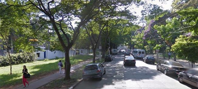 Rua Dr. Dante Pazzanese, em SP: bom exemplo para c