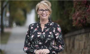 Sally Capp, a nova prefeita de Melbourne