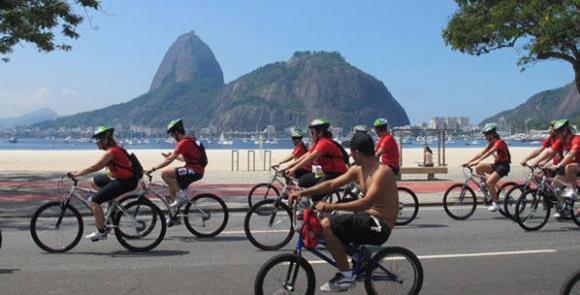 São 3,1 milhões de viagens de bike por dia na RM d