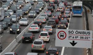 São Paulo conta agora com 460 quilômetros de faixa