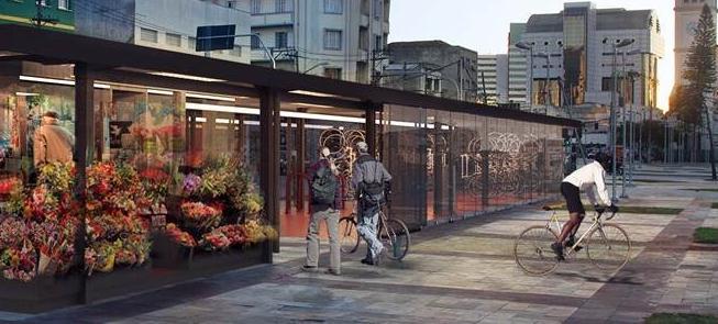 São Paulo ganha novo bicicletário público