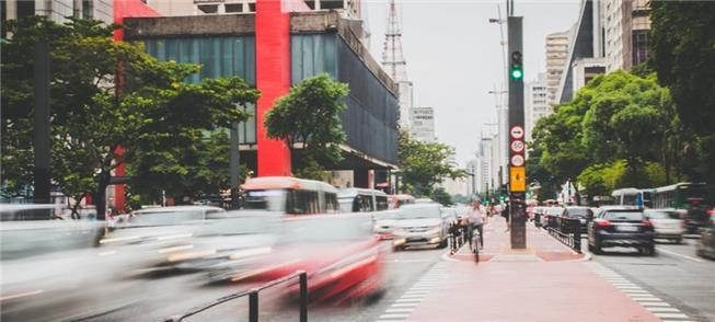São Paulo: maior rede de metrô e ciclovias em expa