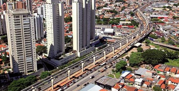 São Paulo: monotrilho Leste fica pronto em 2013