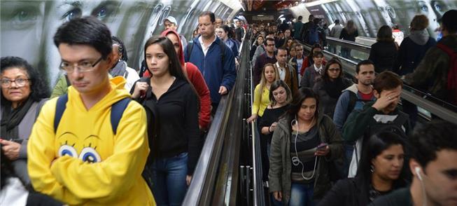 São Paulo, primeiro lugar no ranking em mobilidade
