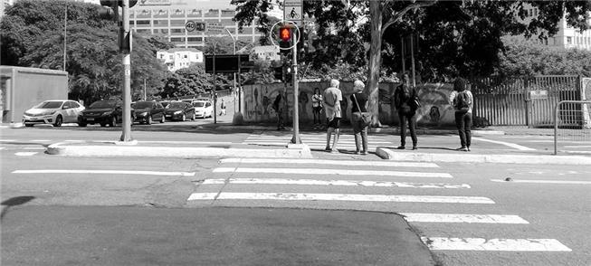 Semáforo de pedestres