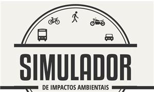Simulador de impactos ambientais da mobilidade