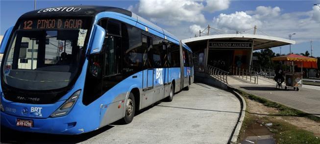 Sistema BRT sob intervenção do governo desde 3 de