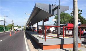 Sistemas como o BRT, podem ter maior investimento