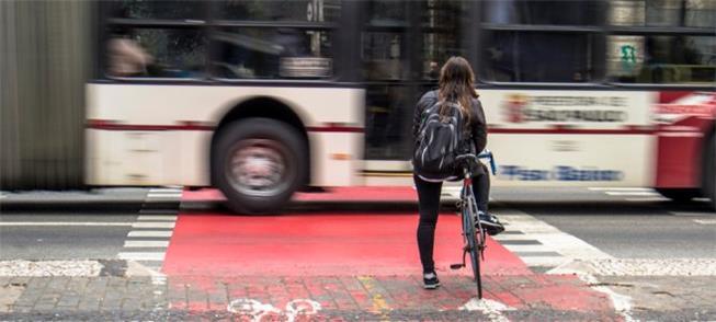SP em 2030: mais bikes, caminhadas e transporte pú