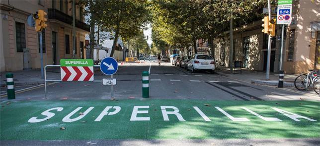 Superilha: Barcelona acelera contra o uso dos carr