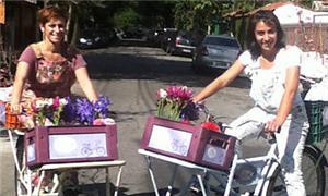 Tatiana Pascowitch e Marina Prado, criadoras da fl