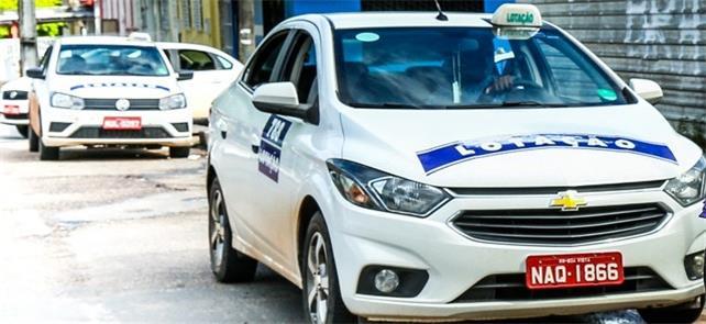 Táxi-lotação (foto) já opera em cidades como Boa V
