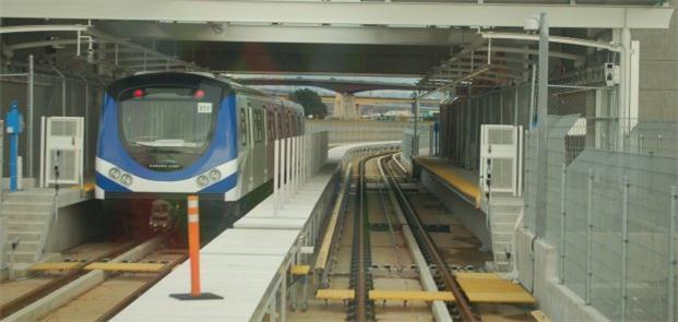 Tecnologia é usada no metrô de Vancouver desde 198