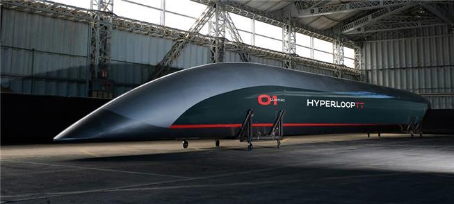Teremos mesmo o ultrarrápido 'hyperloop' no Brasil