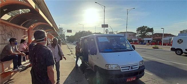 Teresina: transporte informal