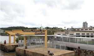 Terminal foi revitalizado para receber os turistas