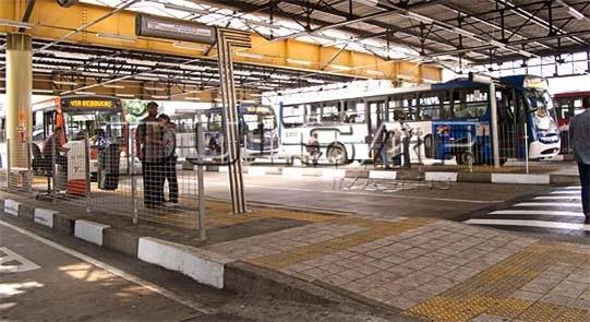 Terminal Princesa Isabel, que poderá ser privatiza
